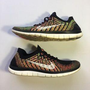 Nike Free 4.0 Flyknit Women's Running Shoes